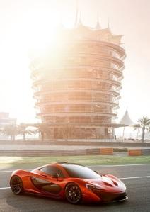 McLaren P1 Shereen Shabnam
