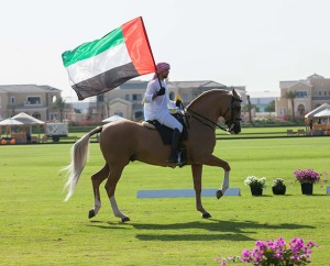 National Polo Day at Dubai Polo and Equestrian Club