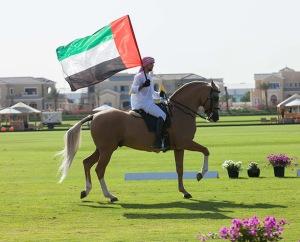 National Polo Day at Dubai Polo and Equestrian Club