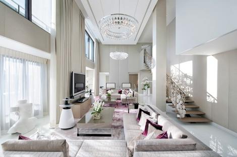 Mandarin Oriental, Paris - Suite Royale Mandarin, Salon.jpg