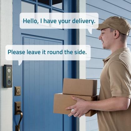 Eufy Video doorbell_